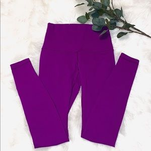 Lululemon Hi-Rise Wunder Under Leggings